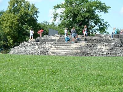 Tempelanlage, Augusta Raurica